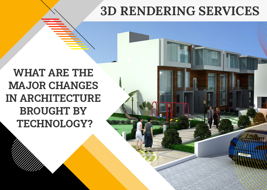 Architectural 3DRendering Services